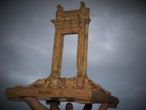 Temple of Baal, Dieter Cöllen, Korkmodel 2016