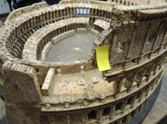 Dieter Cöllen, Restaurierung des Kolosseums (1)