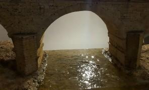 Dieter Cöllen, Korkmodell Pont du Gard (1)