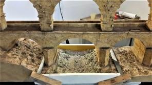 Dieter Cöllen, Korkmodell Pont du Gard (2)
